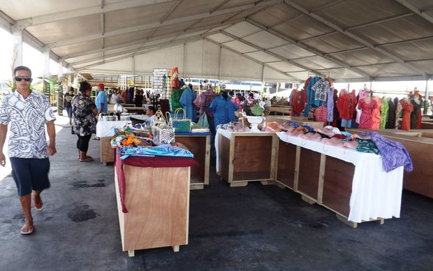 Savalolo temporary market