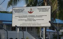 Vanuatu's Ministry of Foreign Affairs