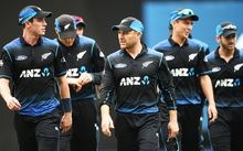 Brendon McCullum is making his final appearance for the Black Caps at Eden Park.