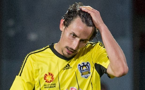 Albert Riera will miss this weekend's match against Perth Glory through suspension.