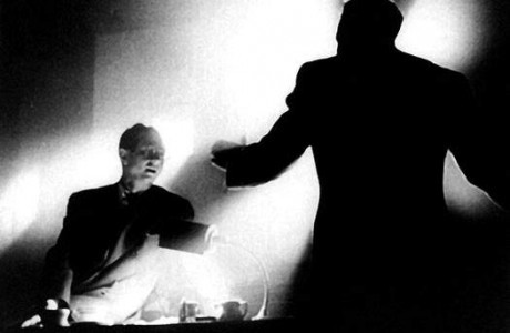 Still from the Orson Welles film Citizen Kane