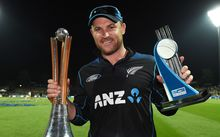 Black Caps win 2016 Chappell-Hadlee ODI series against Australia.