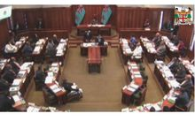 Fiji's parliament resumes on Tuesday with three empty seats after the suspension of the opposition National Federation Party MPs last week.