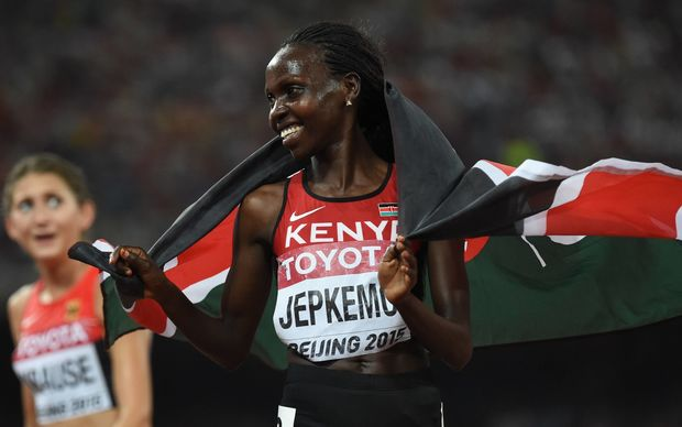 World 3000m steeplechase champion Hyvin Kiyeng Jepkemoi could be among Kenyan athletes withdrawing from the Rio Olympics.