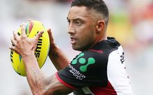 Benji Marshall is hoping to extend his NRL career with the Dragons.
