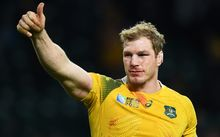 David Pocock is hoping for a thumbs-up from Australian rugby officials to allow him to study overseas for a year.