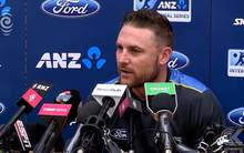 Black Caps Captain Brendon McCullum on 100th consecutive test: RNZ Checkpoint