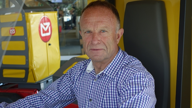 New Zealand Post chief operating officer of service delivery Ashley Smout