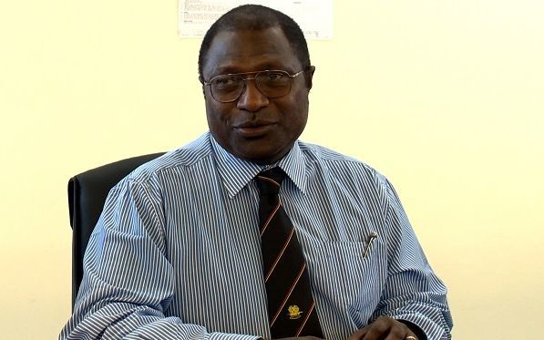 PNG Electoral Commissioner, Patilias Gamato.