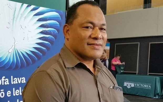 SPREP Director-General, Kosi Latu.