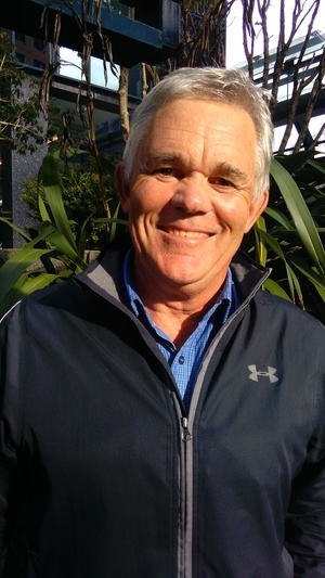 Retired policeman Rob Veale of Johnsonville has been running workshops on recognising and dealing with strangulation.