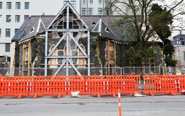 Lessons from the Christchurch quakes: RNZ Checkpoint