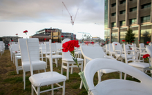 White Chair Memorial.