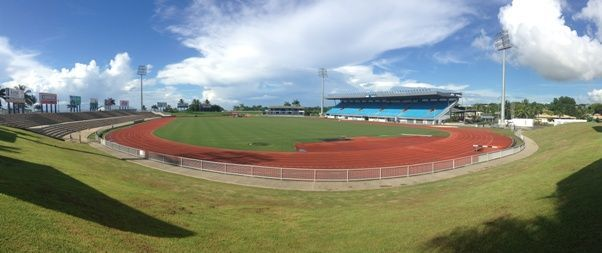 ANZ Stadium in Suva.