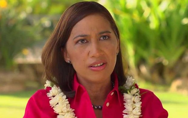 US Assistant Secretary for Insular Affairs, Esther Kia'aina.