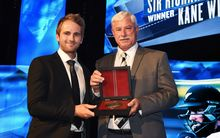 Kane Williamson named cricketer of the year 2016