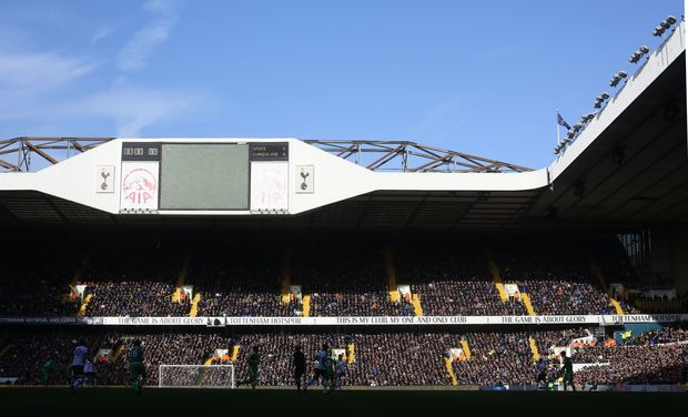 Tottenham's ground White Hart Lane