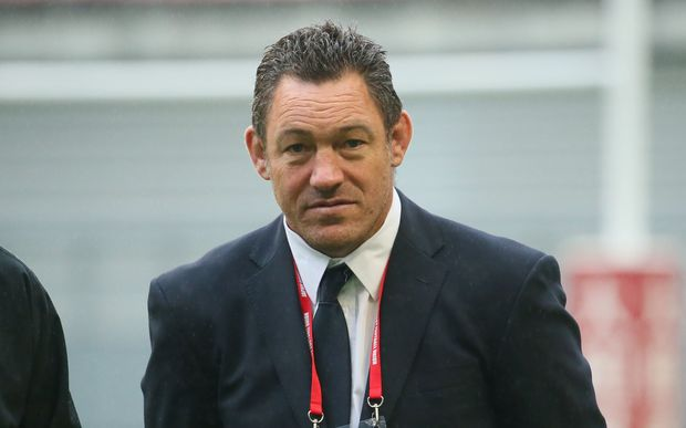 Japan Sunwolves coach Mark Hammett.
