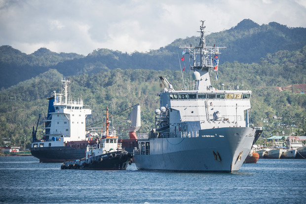 Fiji Recovery A Huge Task Nzdf Radio New Zealand News