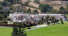 The Coatesville house rented buy Kim Dotcom is up for sale.