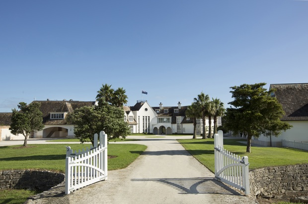 39 opulent 39 dotcom mansion for sale radio new zealand news for New zealand mansions for sale