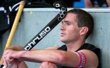 Phil Burrows has been left out of the 2016 men's Black Sticks squad.