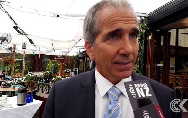 John Palino announces Auckland mayoralty bid: RNZ Checkpoint