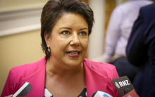 Paula Bennett during caucus run 1.03.16