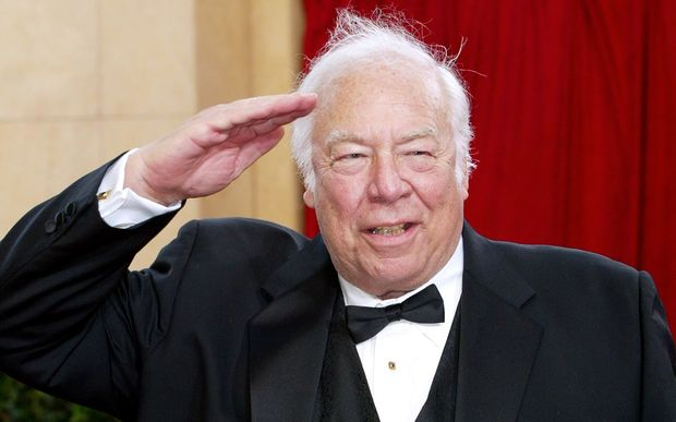 Actor George Kennedy in 2003