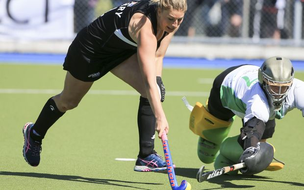 Black Sticks striker Oliviva Merry