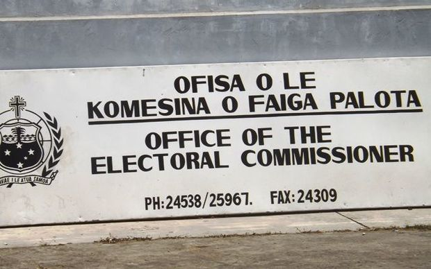 Samoa election votes to be cast electronically