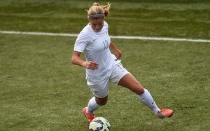 新西兰足球运动员Rosie White。