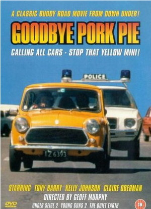 A DVD cover for the original 1981 New Zealand film directed by Geoff Murphy