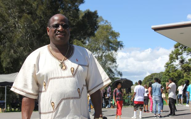 African community leader Kudakwashe Tuwe says the stories of police abuse shouldn't be ignored