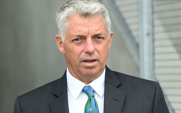 ICC chief executive Dave Richardson.