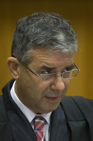 Crown prosecutor Mark Zarifeh