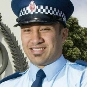 Kali Fungavaka, a New Zealand police officer who died after being assaulted while in police custody in Tonga.