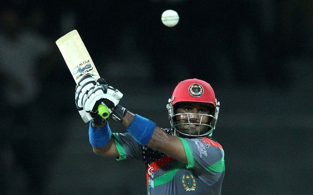Mohammad Shahzad of Afghanistan.