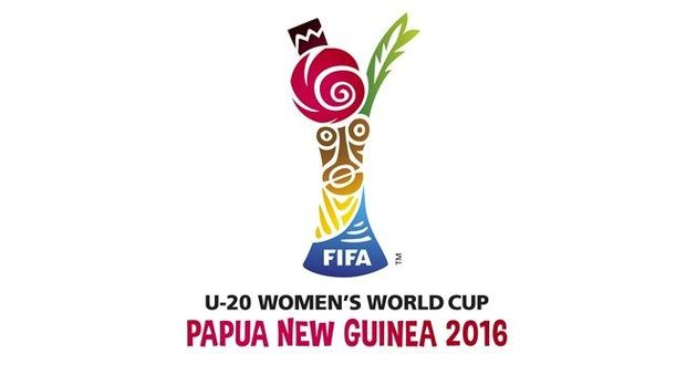The logo for the FIFA Under 20 Women's World Cup.