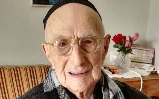 World's Oldest Recorded Man Yisrael Kristal Died