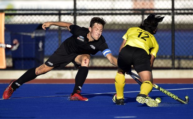 Simon Child will bring up his 250th test for the Black Sticks.