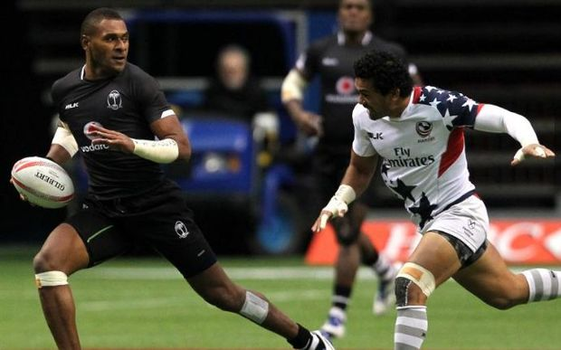 Fiji finished fourth at the Vancouver Sevens.