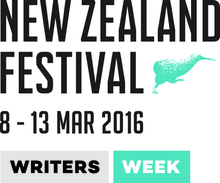 Writers Week 2016 Logo