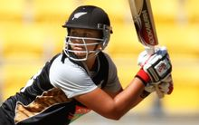 White Ferns captain Susie Bates