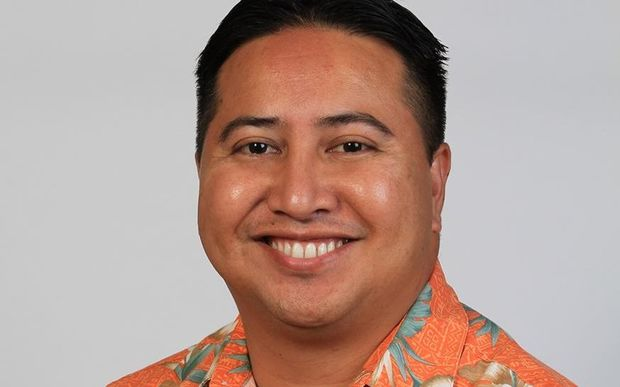 The governor of the Northern Marianas, Ralph Torres.