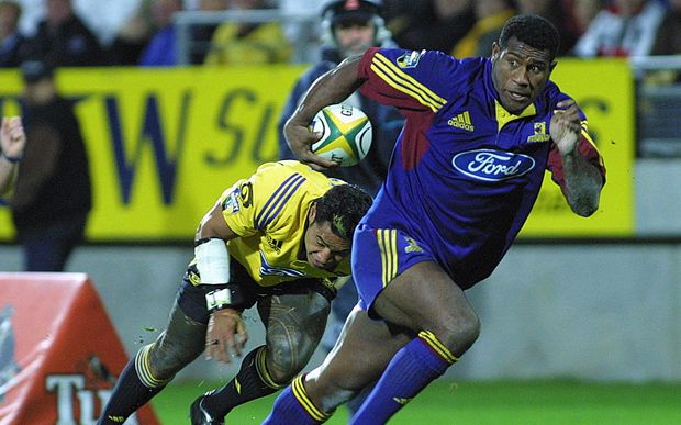 Seru Rabeni first burst onto the scene for Otago and the Highlanders in New Zealand before moving to Europe.