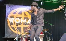 Songhoy Blues at WOMAD 2016