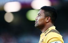 Hurricanes winger Julian Savea