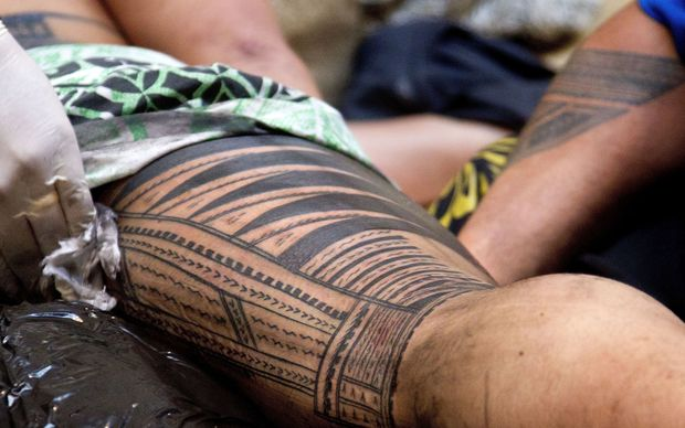 Samoas Health Ministry Moves To Register Traditional Tattoo Artists