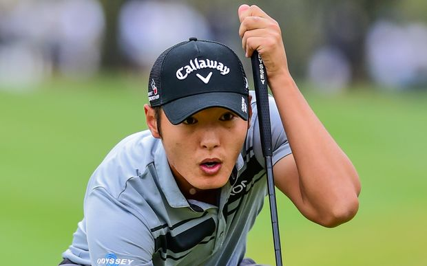 Danny Lee WGC Matchplay 2016.